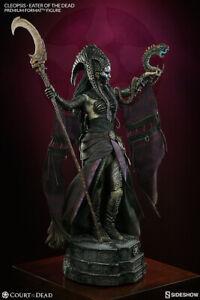 Cour O / t mangeur de morts du format Premium Statue Sideshow Toys