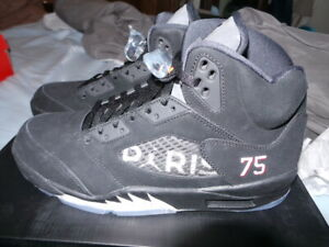 buy popular 7f6f3 2d29f Image is loading Nike-Air-Jordan-V-5-Retro-OG-Paris-