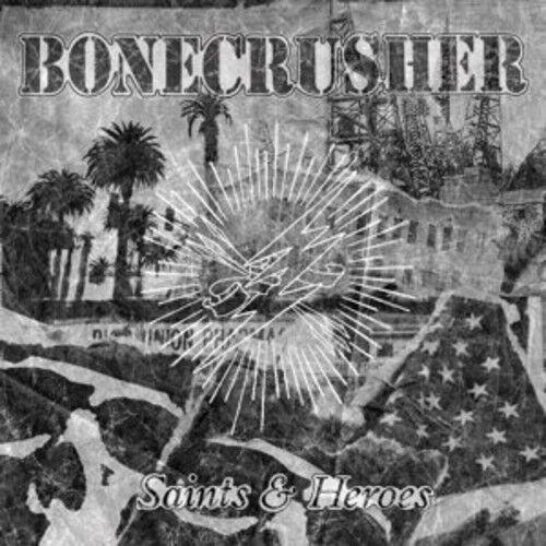 Bonecrusher - Saints & Heroes [New CD] UK - Import