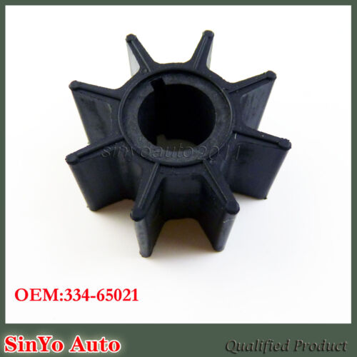 Boat Motor Water Pump Impeller 334-65021-0 18-8921 for Tohatsu Nissan 9.9HP 15HP
