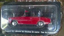 NOREV TOUR DE FRANCE PEUGEOT 403 Cabriolet 1960 Neu In Originalverpackung