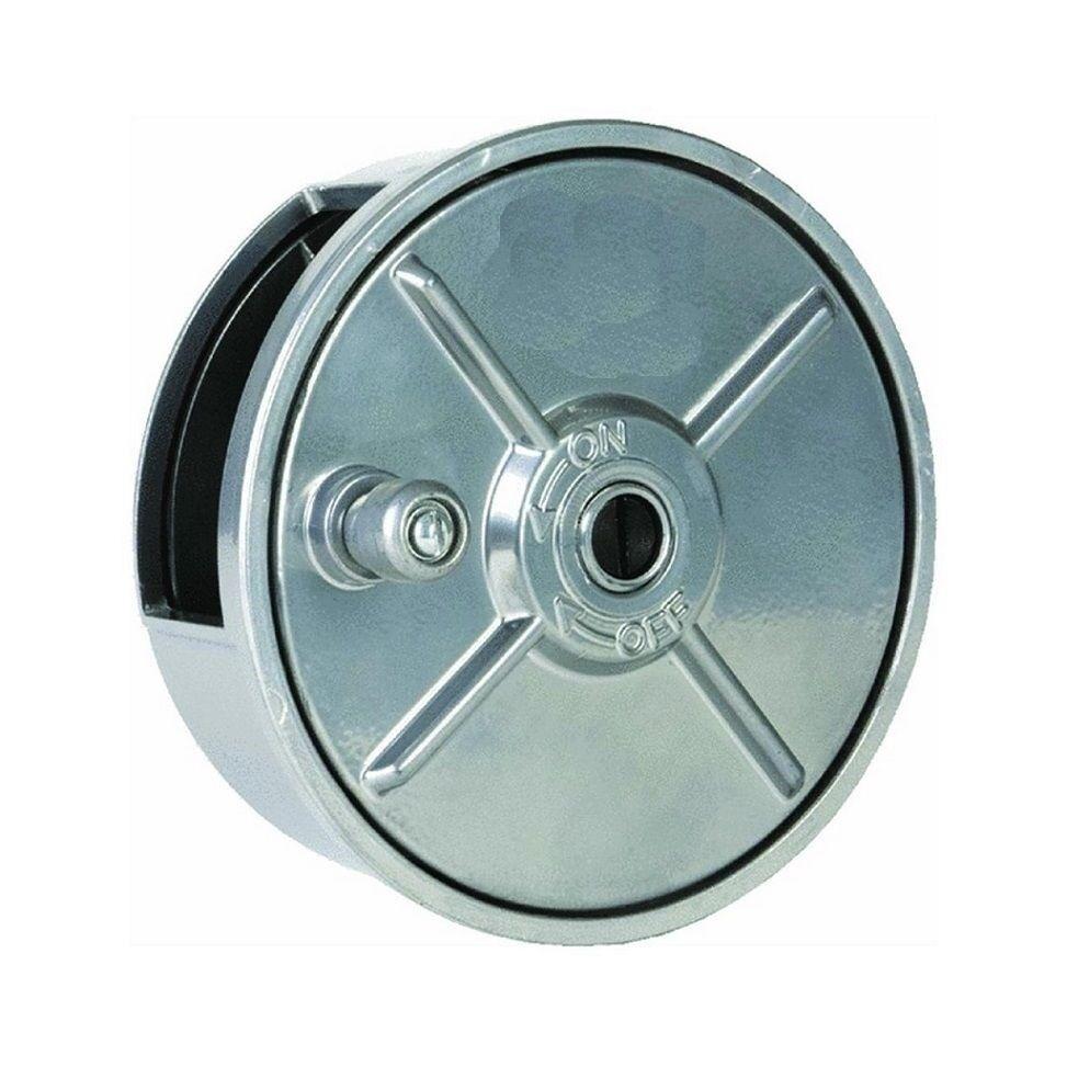 Lazo de alambre Reel De 3 Libras Neumático De Alambre De Aluminio Reel, contratistas de lazo de alambre Reel cinturón Reel