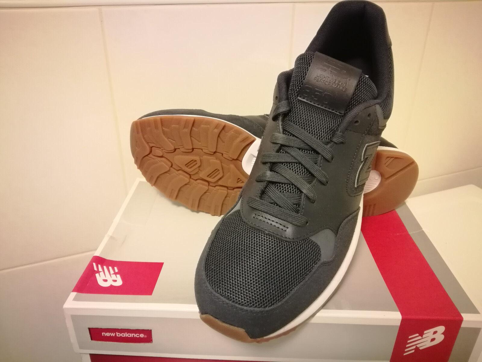 New! Uomo New Balance 850 90's remix Running  Shoes - limited sizes navy