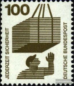 BRD-702A-Ra-mit-Zaehlnummer-gestempelt-1971-Unfallverhuetung