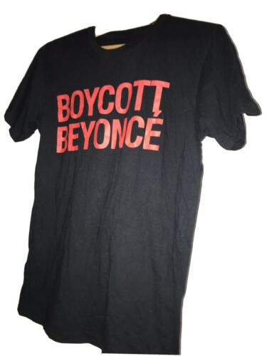 Authentic Boycott Beyonce The Formation World Tour