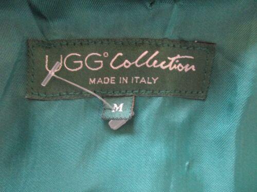 Ugg1 495 100echte buffelleer gedimde Moto jas Collectie maat M kZiOPuTX
