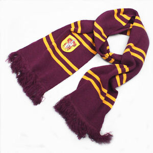 Harry-Potter-Gryffindor-Soft-Warm-Thicken-Wool-Kit-Scarf-Cosplay-Wrap-Costume