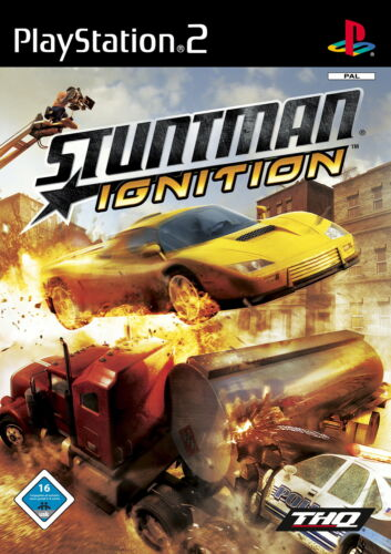 1 von 1 - Stuntman: Ignition (Sony PlayStation 2, 2007, DVD-Box)