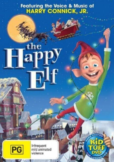 The Happy Elf (DVD, 2006)--FREE POSTAGE
