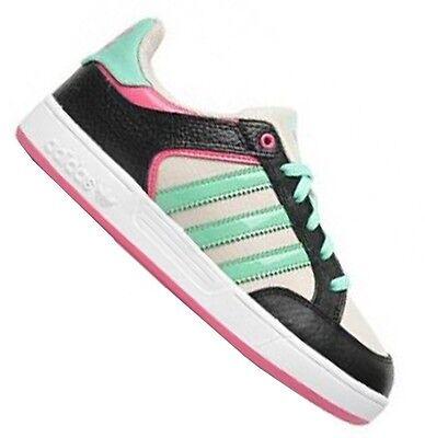 Adidas Original Bebé Zapatillas de niños Varial Zapato para deambuladores Negro