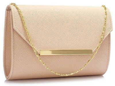 Large Flap Clutch Bag Women's  Fashion Evening Bag Wedding Envelope For Her