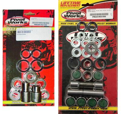 Pivot Works Swingarm Bearing Kit Honda CRF450R CRF450 R CRF 450 R PWSAK-H32-500