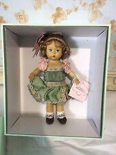 Madame Alexander Wooden Wendy Doll