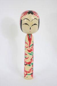 Dento-Kokeshi-Vintage-Bambola-Giapponese-Tougatta-Made-in-Japan-005