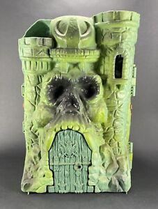 Vintage 1981 He-Man Castle Grayskull MOTU Master of the Universe - incomplete
