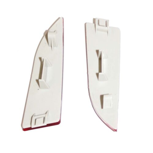 2 x New For BMW E83 X3 2007-2010 Tail Rear Bumper Reflector Light Lamp Red