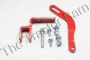 Farmall-IH-CUB-Lo-Boy-12-Volt-Conversion-Alternator-BRACKET-KIT-Cub-LoBoy-6-Volt