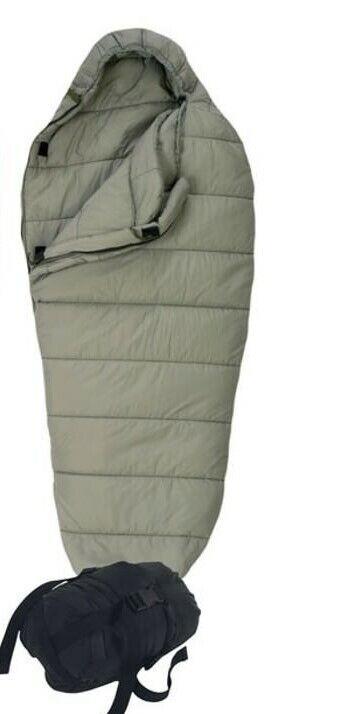 Kelty Varicom Gamma 0 Deg Reg Sleeping Bag Tactical US Military ISSUE USGI EXC.
