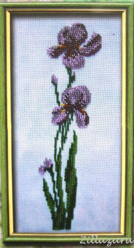 Blume Perlenstickpackung Stickpackung Bild sticken mit Perlen 438