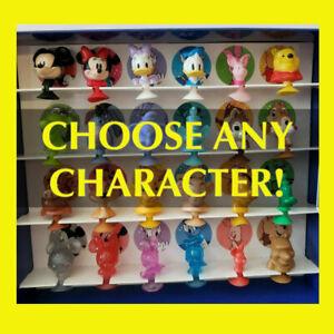 Disney Best Buddies Micro Popz collection Collectors Box Case Album Display New