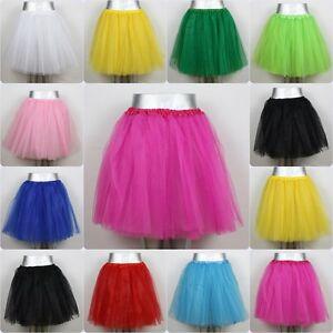 Nuevo-tutu-tutu-tul-falda-ballet-Petticoat-ballettrock-ballettkleid-5-lagen-Rock