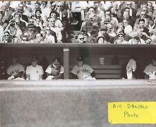 CASEY STENGEL YOGI BERRA 1960 WORLD SERIES NEW YORK YANKEES 8 X 10 PHOTO 2