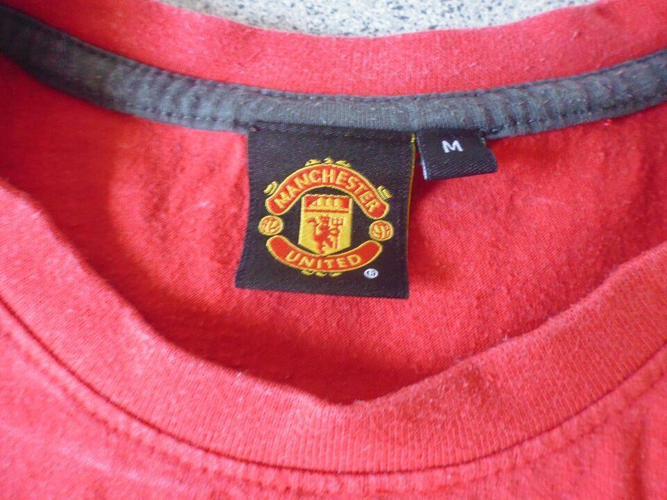 T-shirt, Manchester United, str. M barn