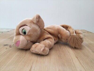 Disney Lion King SIMBA Soft Stuffed Toy Plush Cuddly Fluffy Tail Tuft Hair Tags