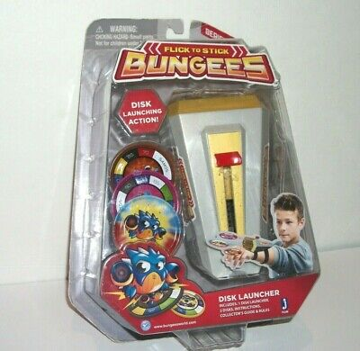 Series 1 BUNGEES FLICK TO STICK PLINIAN Ages 6+ VOLCANUS