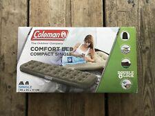 Single 189x65x17cm Coleman Luftbett Matratze Gästebett  /'Comfort Compact/'