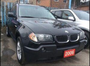 2006 BMW X3 2.5