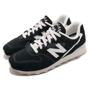 New-Balance-WR996YB-D-Wide-Black-White-Women-Running-Shoes-Sneakers-WR996YBD