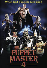Puppet Master 4: The Demon (DVD, 1993)