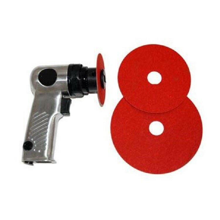 High Speed Air Pneumatic Sander Disc Auto Body Orbital Sanding NEW FREE SHIPPING. Available Now for 24.94
