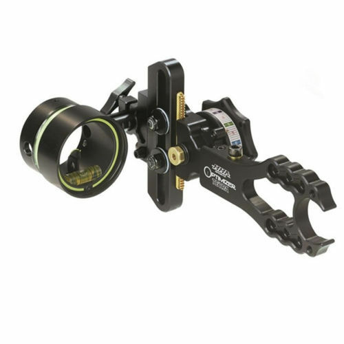 "HHA Sports Bow Sight Optimizer Tetra .010 pin 1 5/8"" Dia Scope Right Hand"