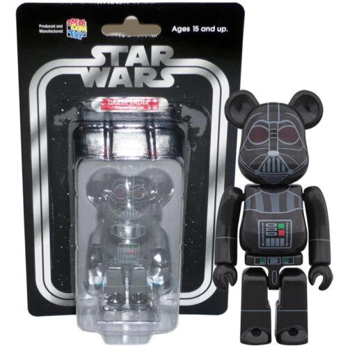 Medicom Be@rbrick Bearbrick Disney Star Wars Darth Vader Rogue One Ver 100/%