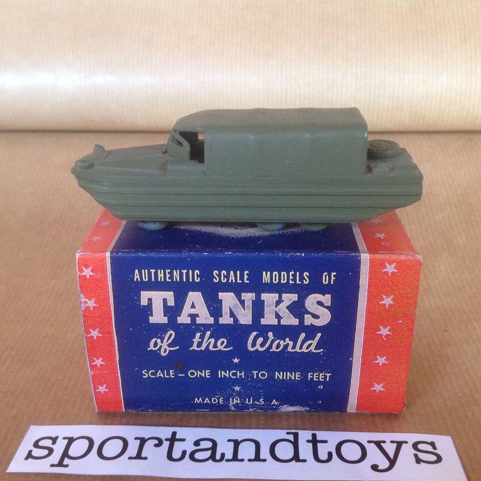 Authenticast vintage DUKW 2,5 ton 6x6 Skala 1 108 Artikel 5173 made in u.s.a  | Marke