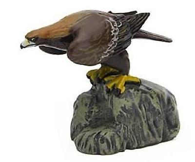 RARE Kaiyodo Colorata Raptor Golden Eagle Bird Figure Japan Only Retired
