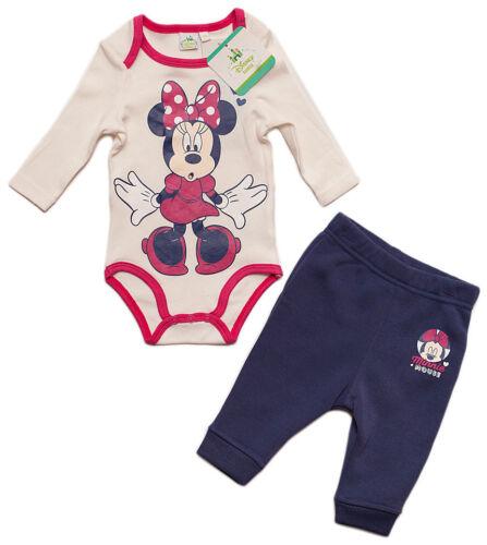 Minnie Mouse Set in Weiß//Blaut oder Blau//Rosa