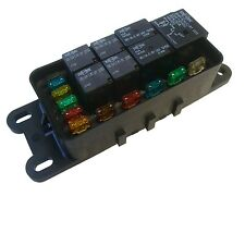 s l225 bussmann rfrm dual bussed waterproof fuse relay module 12v marine rfrm bussmann fuse box & relays at creativeand.co
