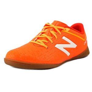 ba8dc3af46306 Size 5 NEW BALANCE Visaro Indoor Trainers Football Boots Kids Boys ...