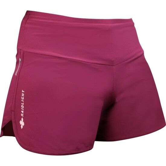 RAIDLIGHT Activ Run Short W Garnet GLHWS4932A  Women's Mountain Clothing  Pants
