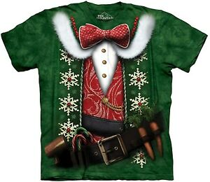 Elf-Costume-Shirt-Christmas-Cheer-Shirt-Funny-X-Mas-T-Mountain-Brand-Sm-5X