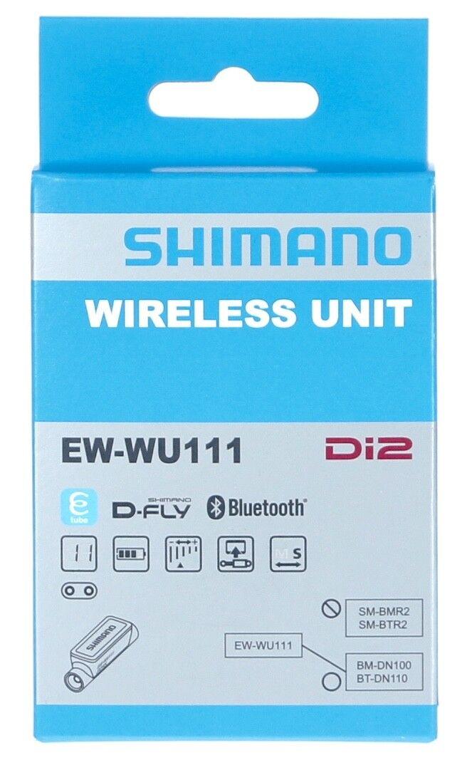 Shimano EW-WU111 Wireless Unit for Di2 Systems (blueetooth Ant+) NIB