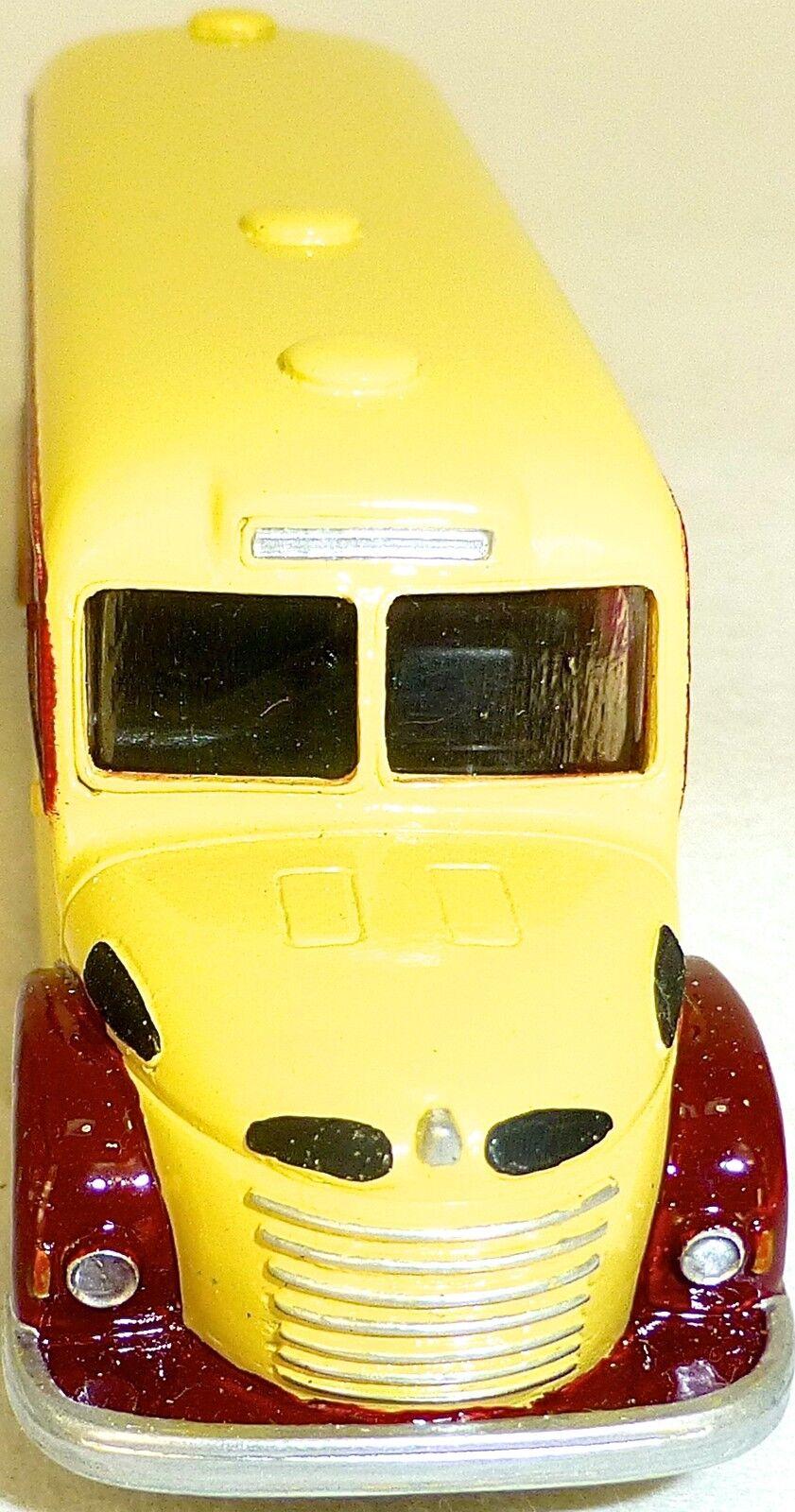 1953 Gräf y Lazo 120 Fon ÖBB red red red yellow Bus Omnibus H0 1 87 V&v 2341 GD4 Å 565ed1