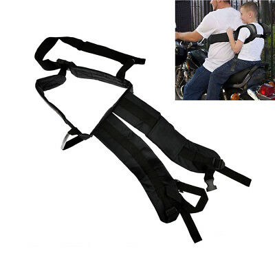 Adjustable Motorcycle Baby Safety Seat Strap Belt Harness Chest Kid Safe Buckle