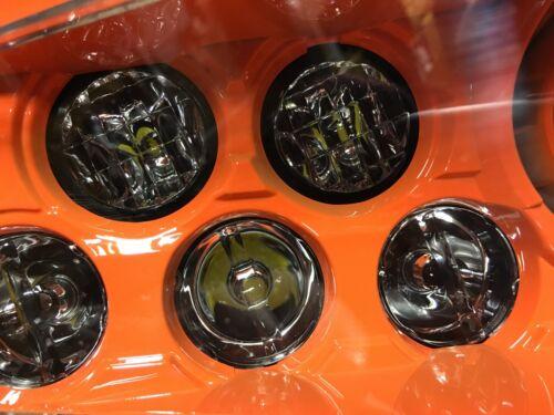 ORANGE LED HEADLIGHTS KIT USA 14-18 POLARIS RZR XP 1000 /& TURBO