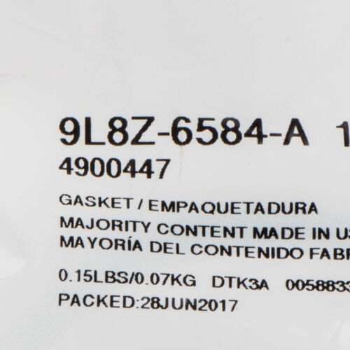 OEM NEW Valve Cover Gasket 3.0L V6 Engines Escape Fusion MKZ Mariner 9L8Z6584A
