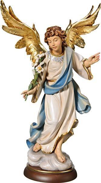 SAN Gabriele arcangelo arcangelo arcangelo - st. gabriel Erzengel. Statuen. HL. gabriel Erzengel 503d58