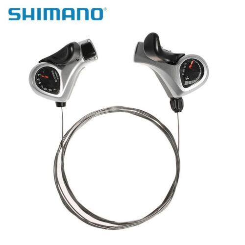 Shimano Tourney SL-TX50 Index Thumb Gear  Flat Bar Shifter 6  or 7 Speed